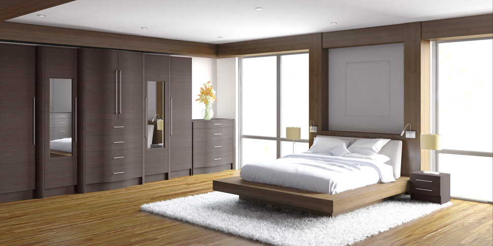 Fitted bedroom furniture sliding wardobes and home for Interior furniture design for bedroom