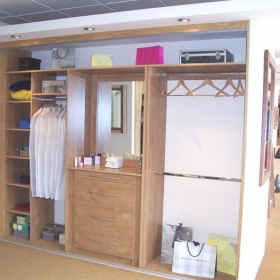Practical and Stylist Interiors for your storage solutions